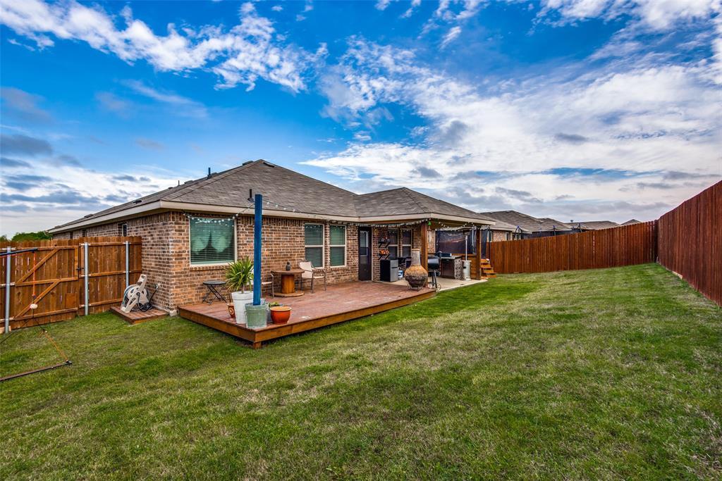 Sold Property   3907 Montecristo Lane Sanger, Texas 76266 25