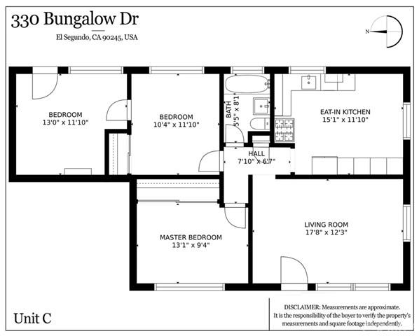 Closed   330 Bungalow Drive El Segundo, CA 90245 13