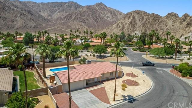 Active Under Contract   51495 Avenida Obregon La Quinta, CA 92253 1