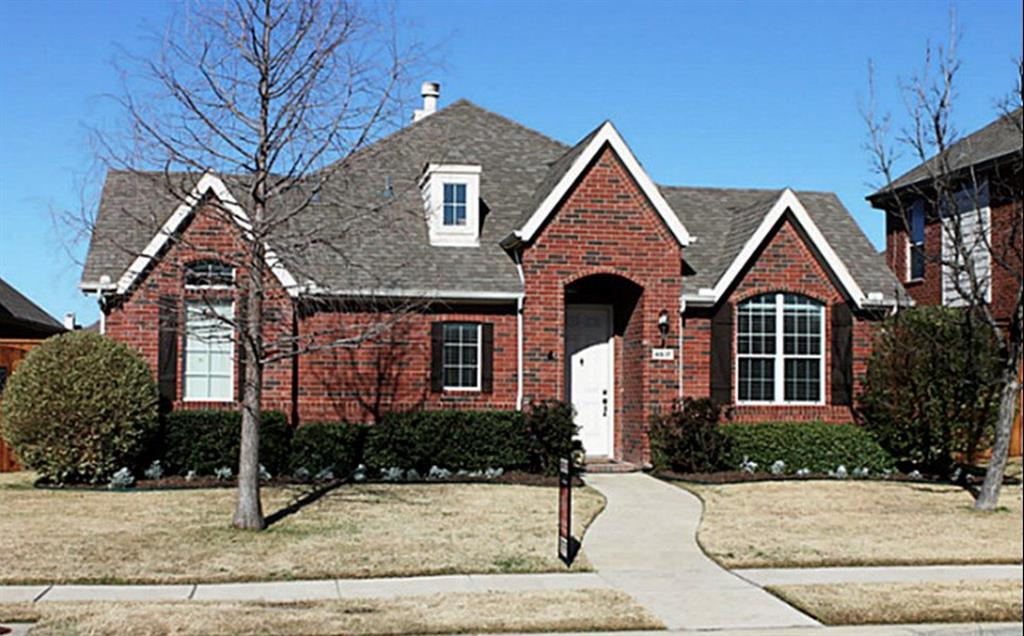 Sold Property | 4617 Chandler Drive Frisco, Texas 75034 1