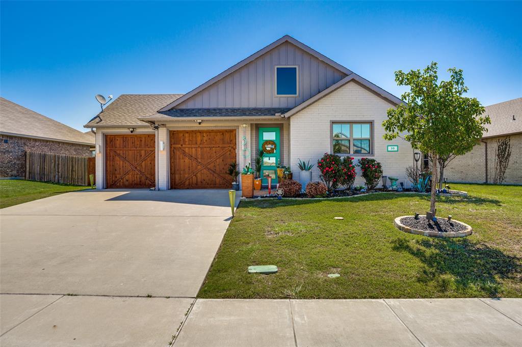 Sold Property | 30 Heron Drive Sanger, Texas 76266 1