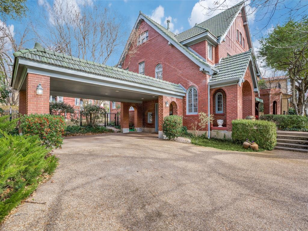 Sold Property | 6633 Country Club Circle Dallas, Texas 75214 6