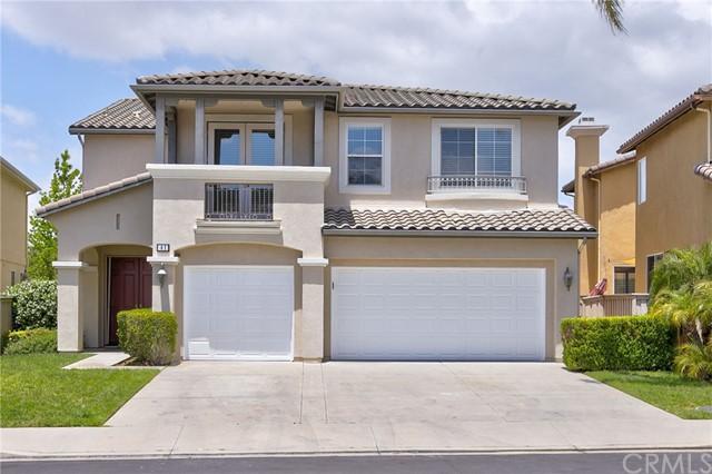 Active Under Contract   41 Teaberry Lane Rancho Santa Margarita, CA 92688 0