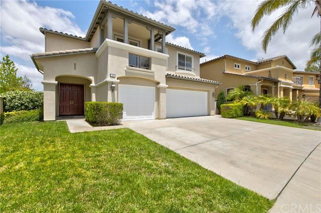 Active Under Contract   41 Teaberry Lane Rancho Santa Margarita, CA 92688 1