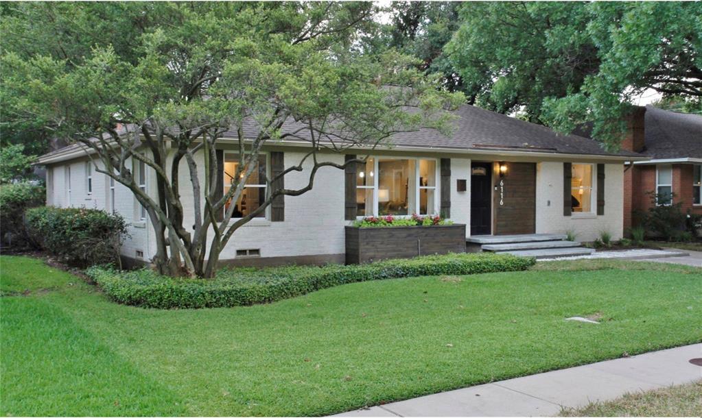 Sold Property   6116 Sudbury Drive Dallas, Texas 75214 0