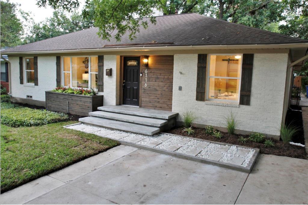 Sold Property   6116 Sudbury Drive Dallas, Texas 75214 1