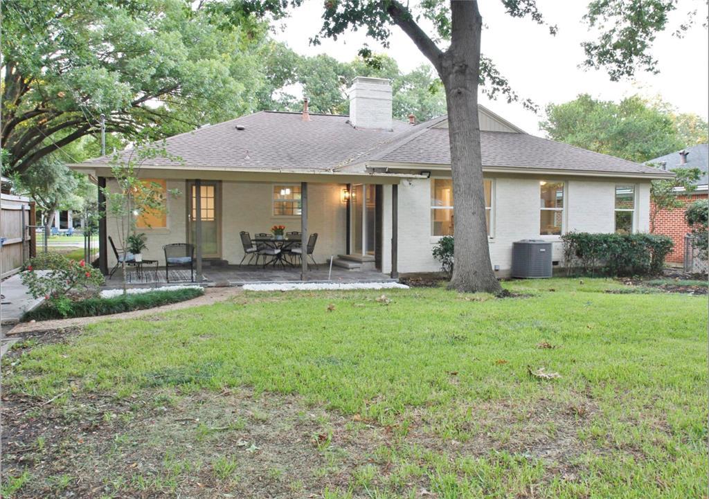 Sold Property   6116 Sudbury Drive Dallas, Texas 75214 19