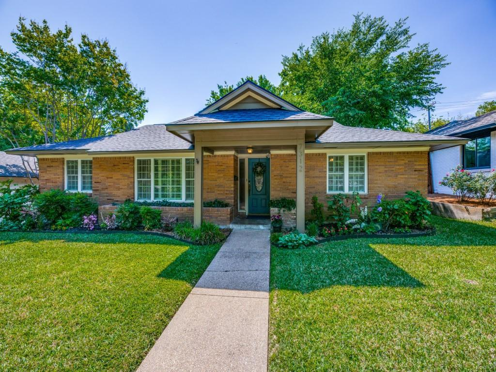 Pending   7312 Crownrich Lane Dallas, Texas 75214 1