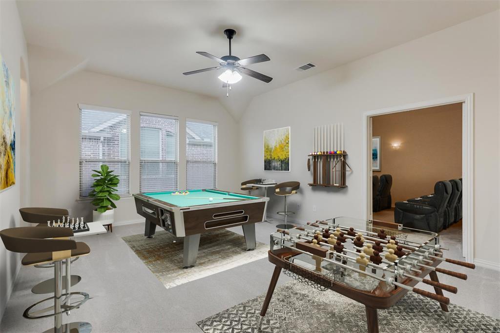 Active Option Contract | 2542 Berry Brook Lane Frisco, Texas 75034 23