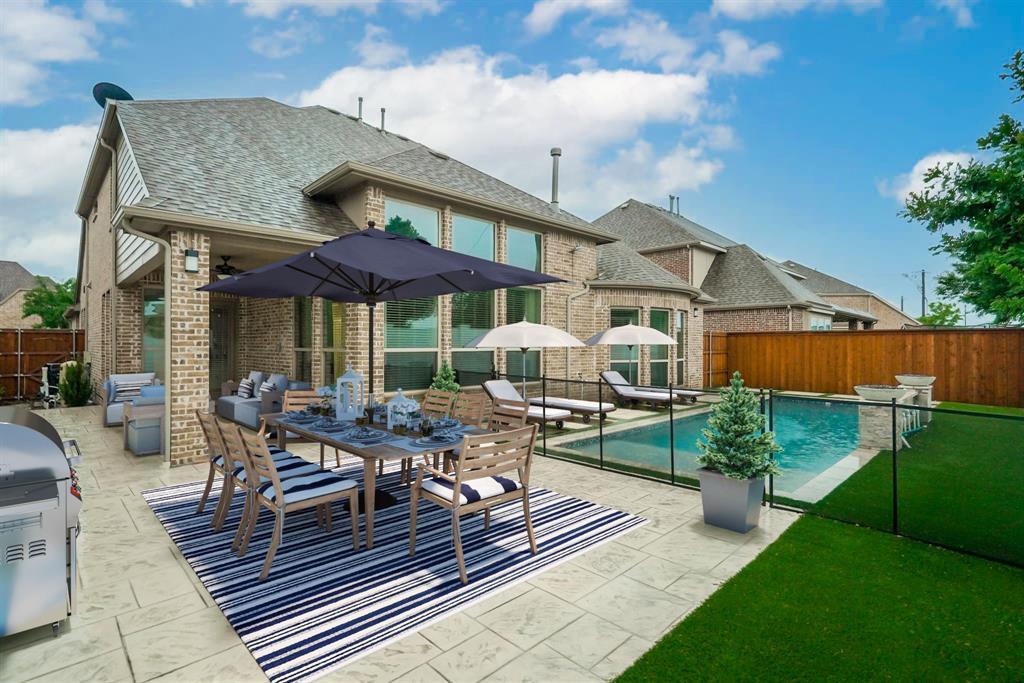 Active Option Contract | 2542 Berry Brook Lane Frisco, Texas 75034 26