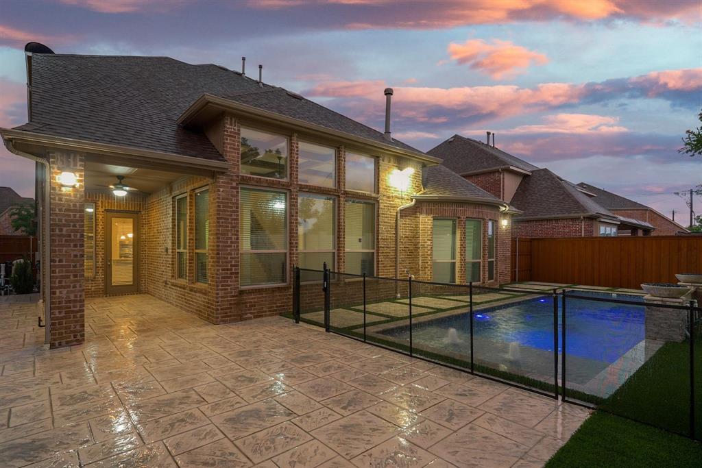 Active Option Contract | 2542 Berry Brook Lane Frisco, Texas 75034 27