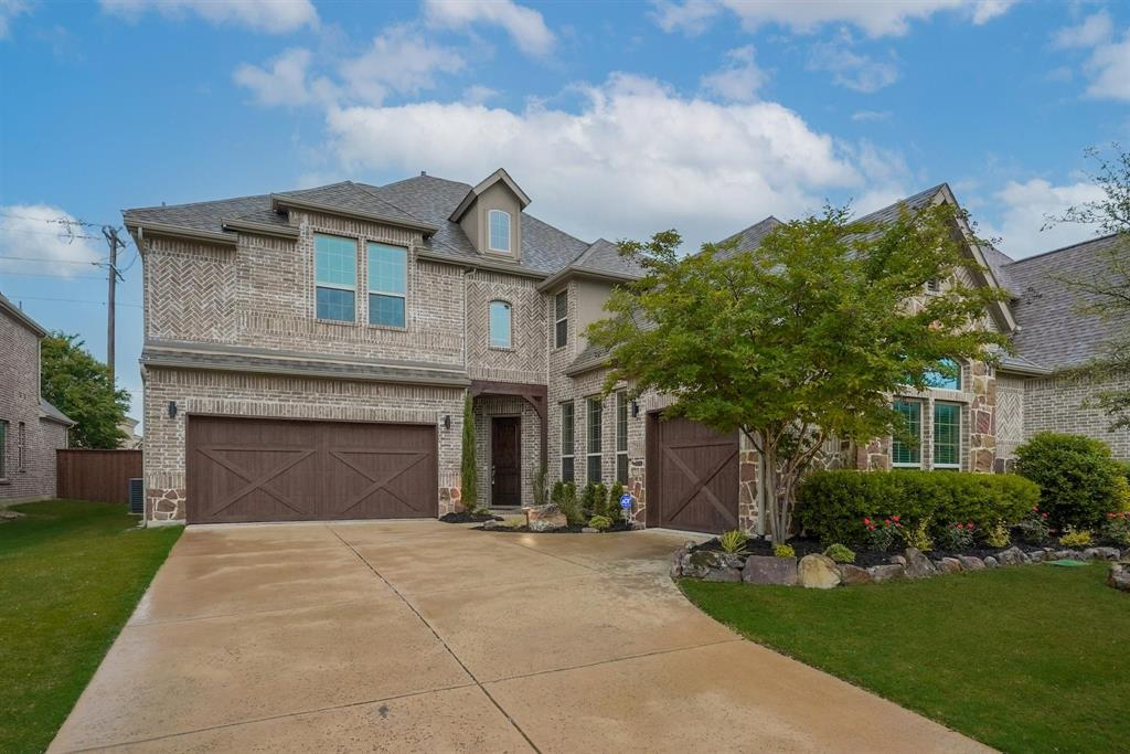 Active Option Contract | 2542 Berry Brook Lane Frisco, Texas 75034 2
