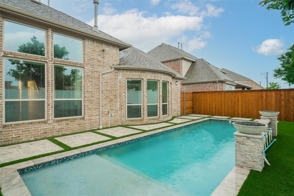 Active Option Contract | 2542 Berry Brook Lane Frisco, Texas 75034 31