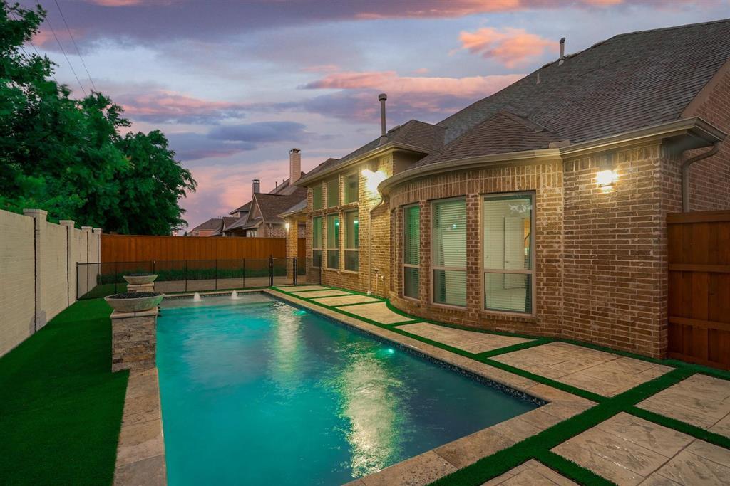 Active Option Contract | 2542 Berry Brook Lane Frisco, Texas 75034 32