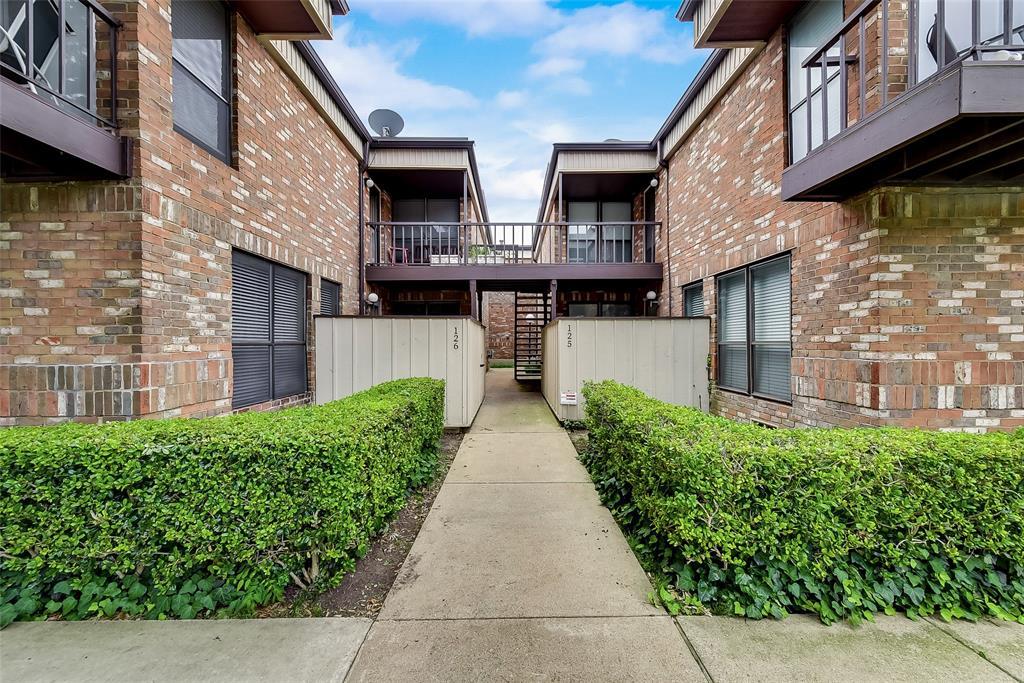 Sold Property   6036 Birchbrook Drive #126 Dallas, Texas 75206 1