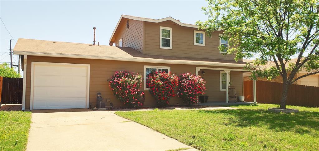 Active Option Contract | 2565 N Willis Street Abilene, Texas 79603 0