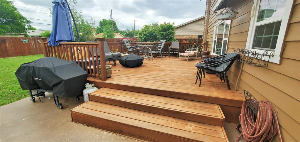 Active Option Contract | 2565 N Willis Street Abilene, Texas 79603 19