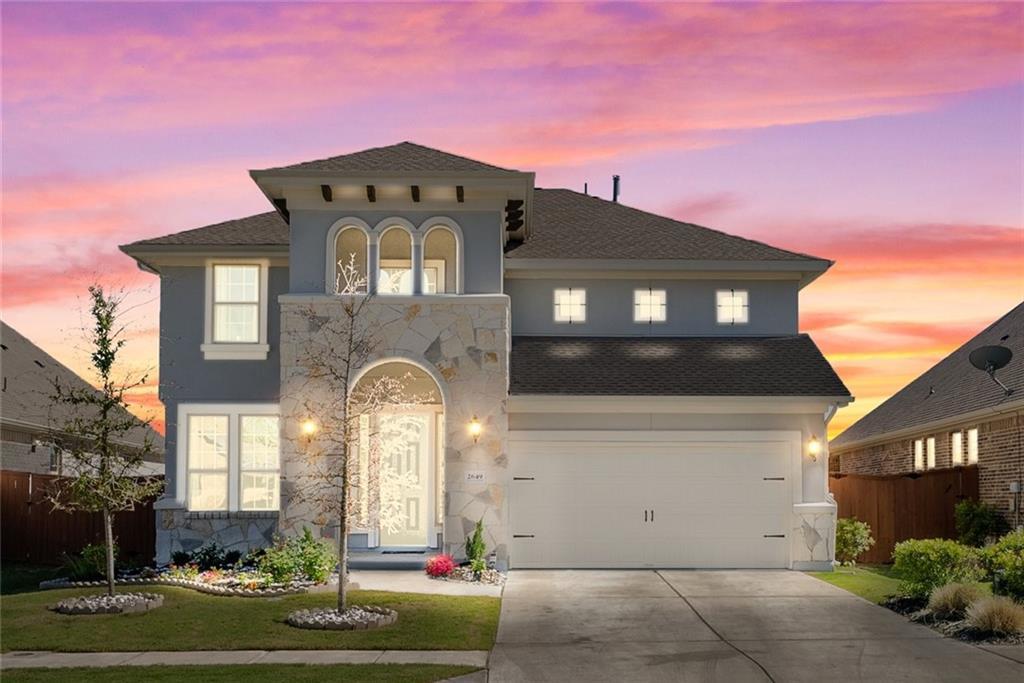 ActiveUnderContract | 2649 Enza Drive Round Rock, TX 78665 0