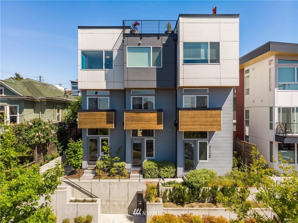 Sold Property | 2112 13th Avenue S #A Seattle, WA 98144 0