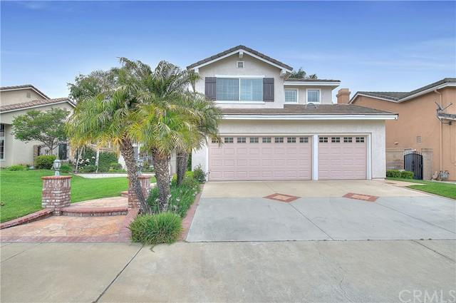 Active   14943 Avenida Anita Chino Hills, CA 91709 0