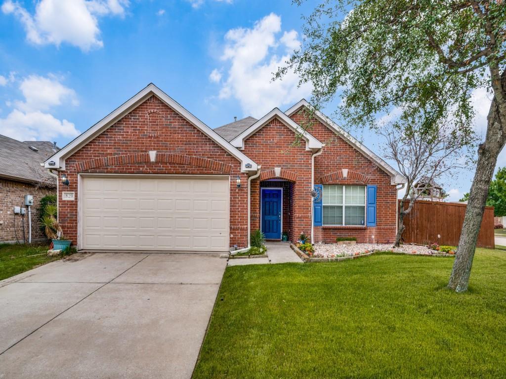 Sold Property | 829 Creekside Drive Little Elm, Texas 75068 1