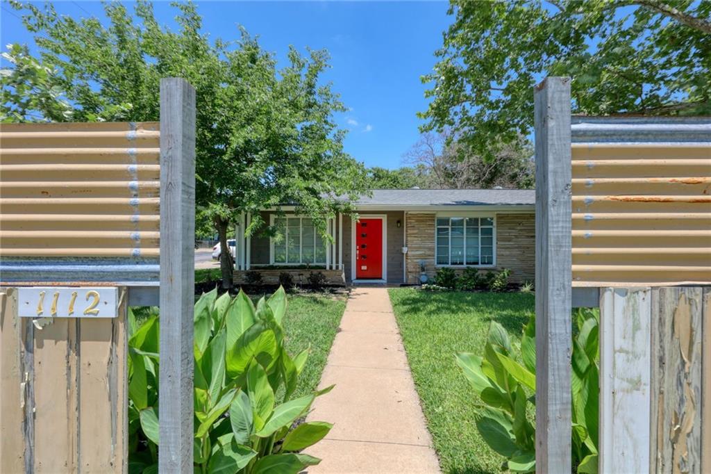Closed | 1112 ARCADIA Avenue Austin, TX 78757 0