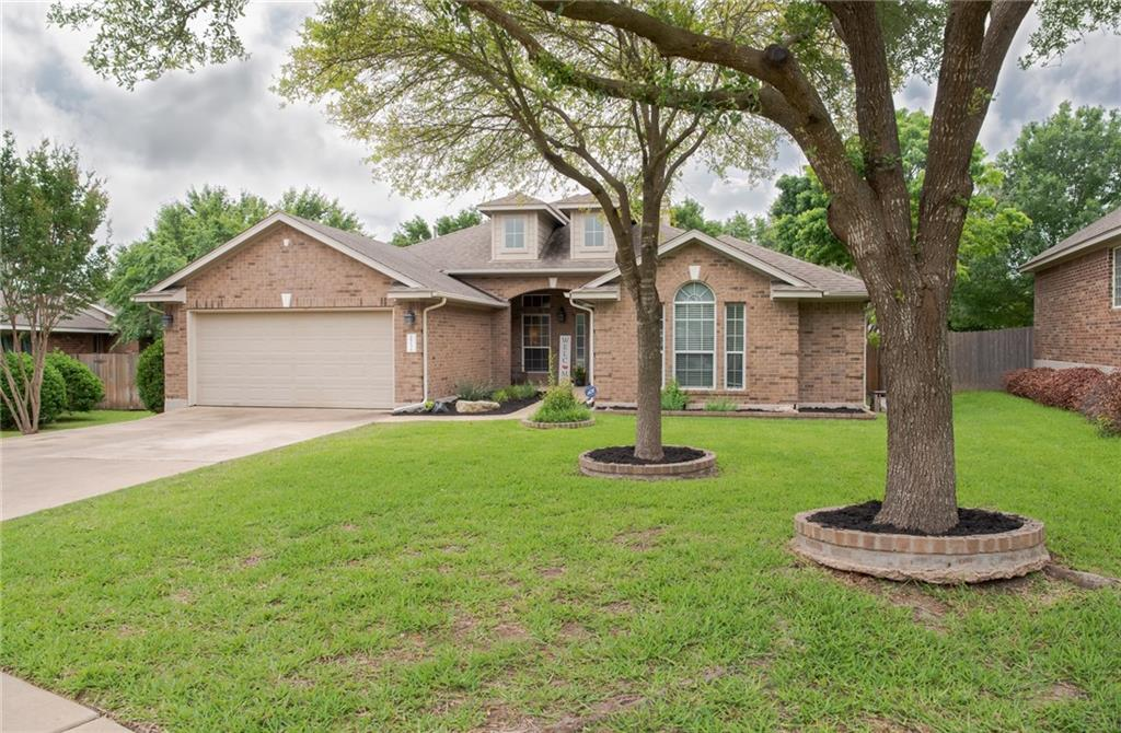 Closed   2513 Grapevine Canyon Trail Leander, TX 78641 0