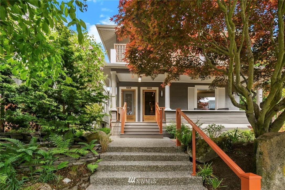 Sold Property   1918 10th Avenue W Seattle, WA 98119 0