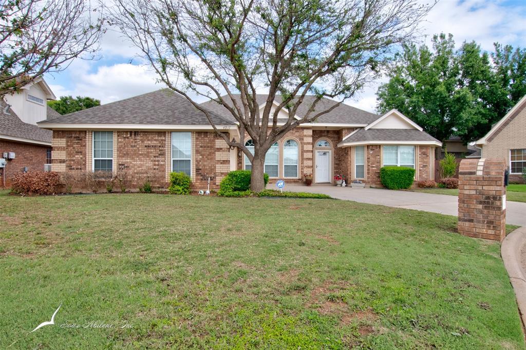 Pending   4917 Brantley Circle Abilene, Texas 79606 0