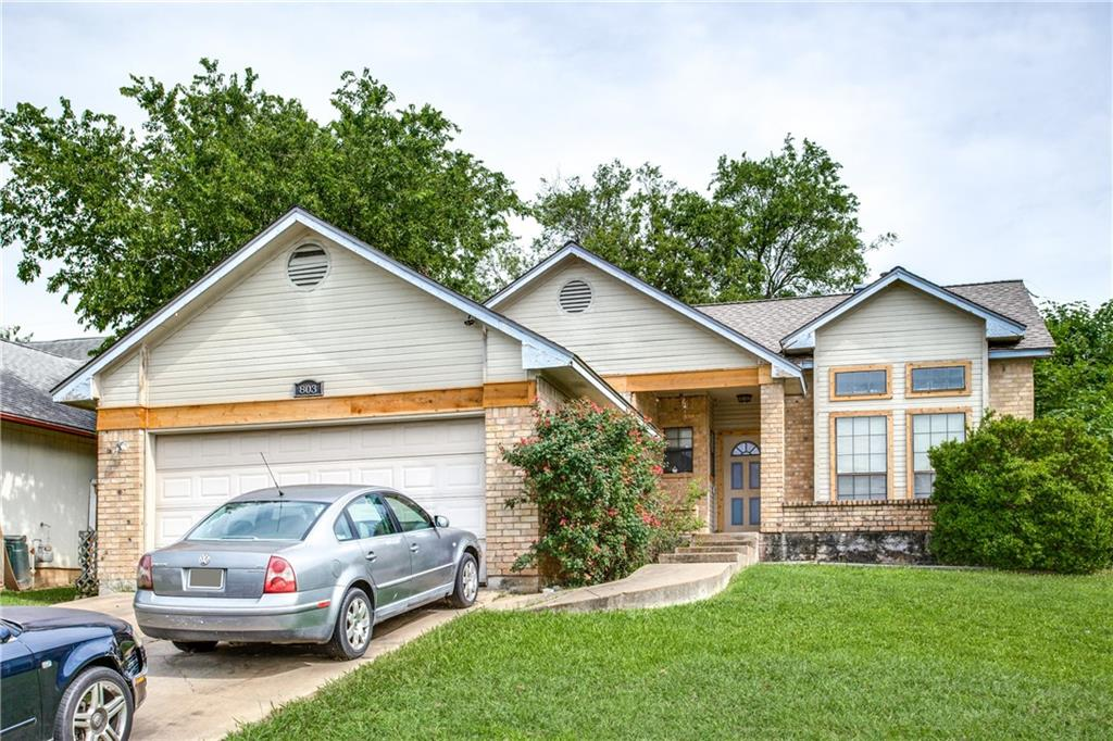 Closed   803 Broken Bow Drive Round Rock, TX 78681 0