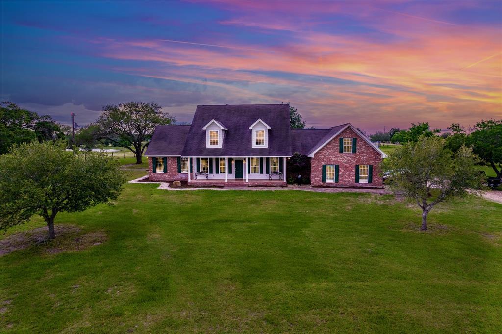La Grange Willman Estate. House & Acreage-Paradise Found!   2040 W Guenther Lane La Grange, Texas 78945 3