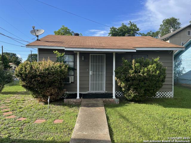 Pending | 101 SMALLWOOD San Antonio, TX 78210 0