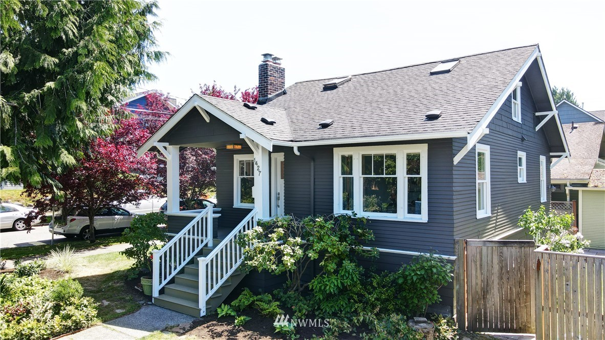 Sold Property | 1427 N 47th Street Seattle, WA 98103 0