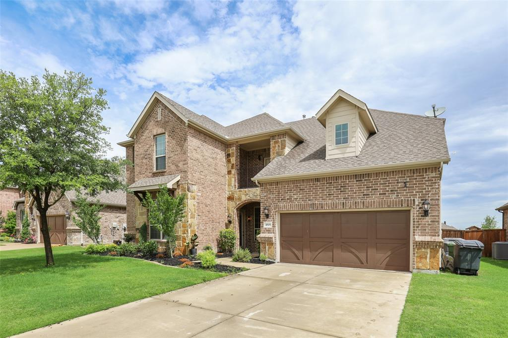 Sold Property   4515 Plumeria Drive Mansfield, Texas 76063 0
