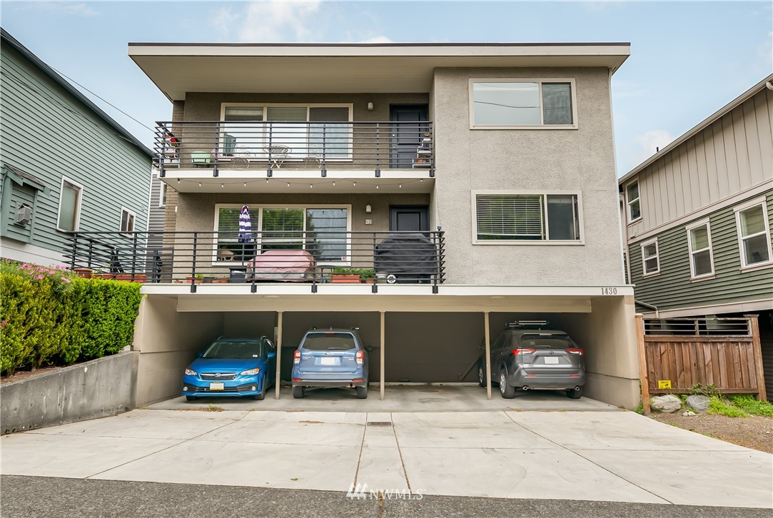 Sold Property | 1430 NW 59th Street #302 Seattle, WA 98107 15