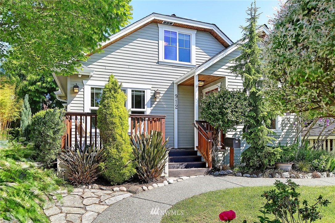 Sold Property   912 NW 83rd Street Seattle, WA 98117 0