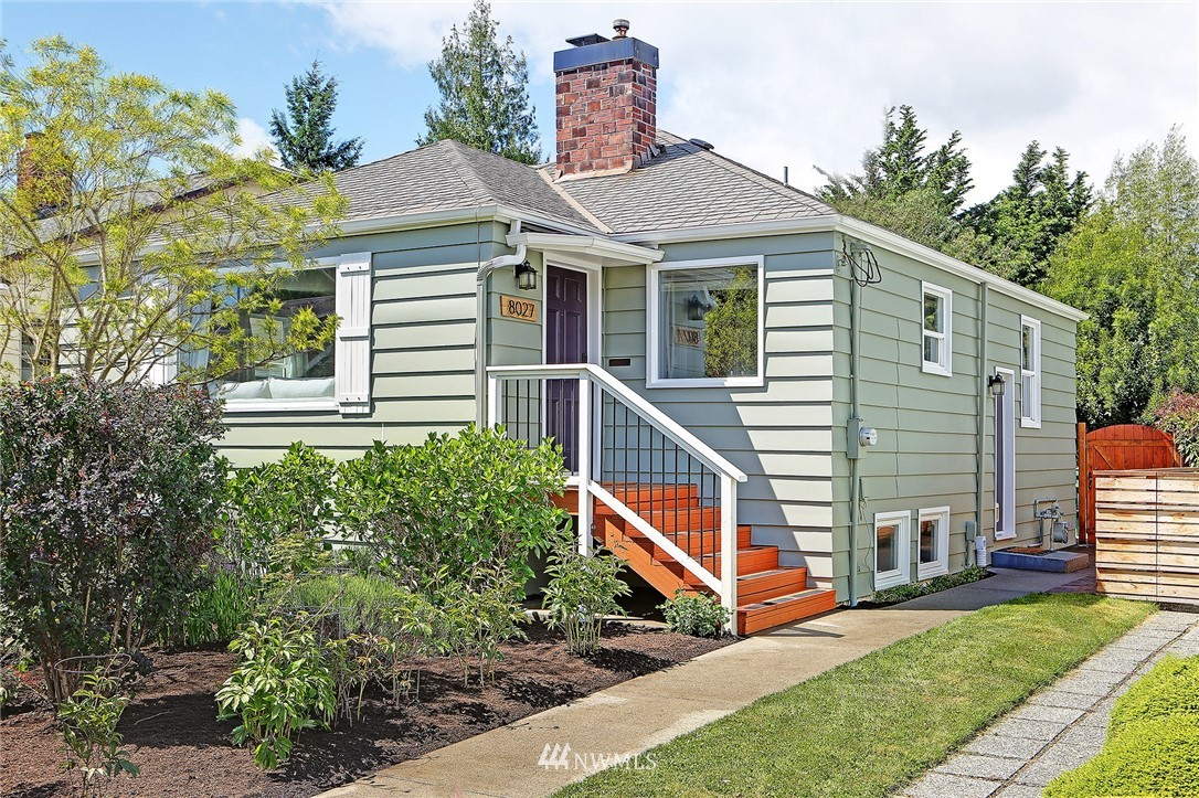 Sold Property   8027 12th Avenue NW Seattle, WA 98117 0