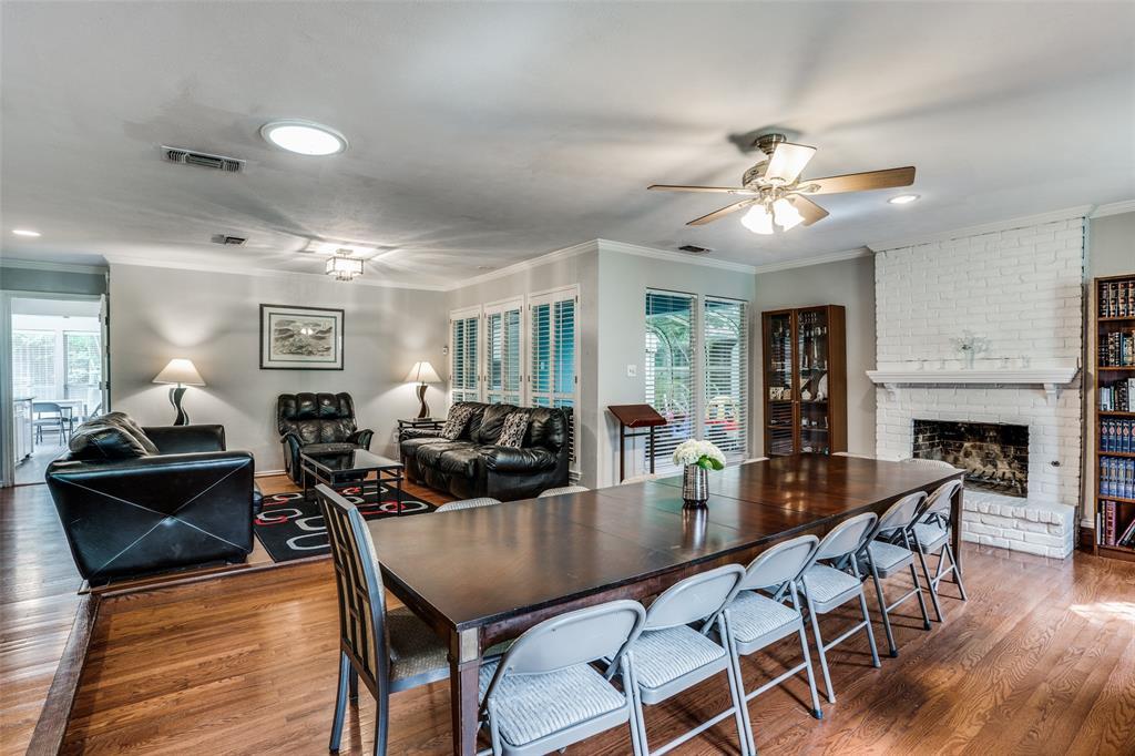 Sold Property   16818 Thomas Chapel Drive Dallas, Texas 75248 8