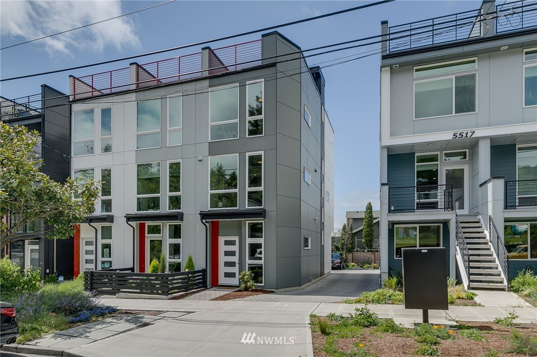 Sold Property | 5511 4th Avenue NW #C Seattle, WA 98107 0