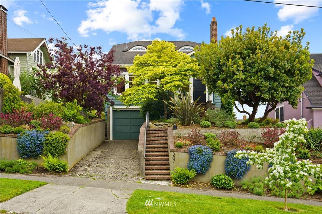 Sold Property | 307 N 48th Street Seattle, WA 98103 0