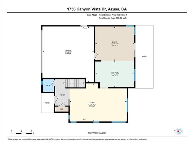 Closed | 1756 Canyon Vista Drive Azusa, CA 91702 23