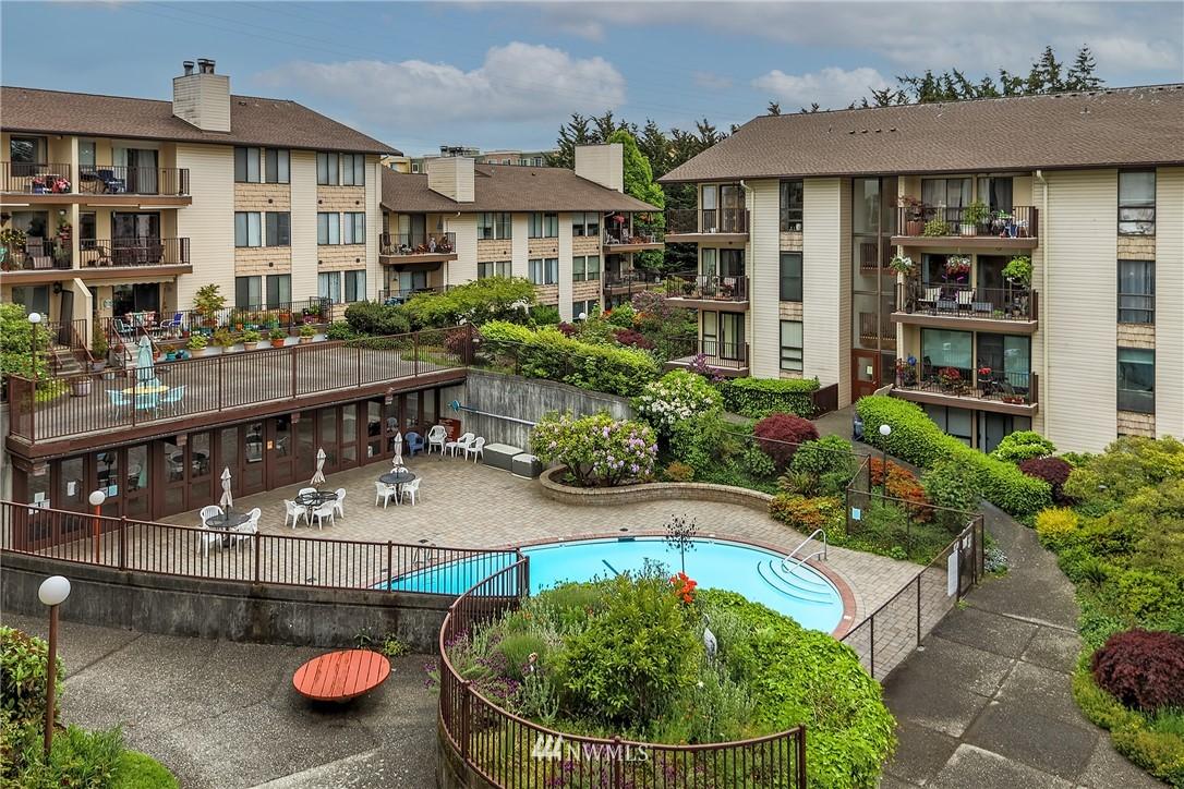 Sold Property | 13229 Linden Avenue N #406B Seattle, WA 98133 2