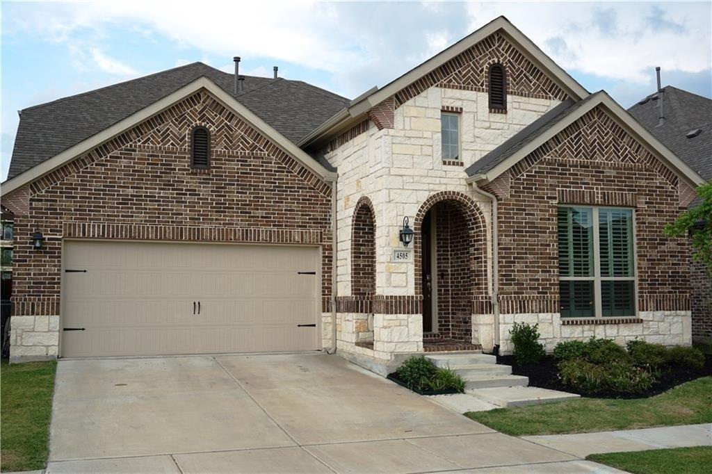 Sold Property | 4505 Avenida Lane McKinney, Texas 75070 1