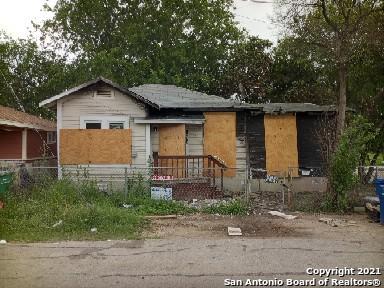 Off Market   2234 S TRINITY ST San Antonio, TX 78207 7