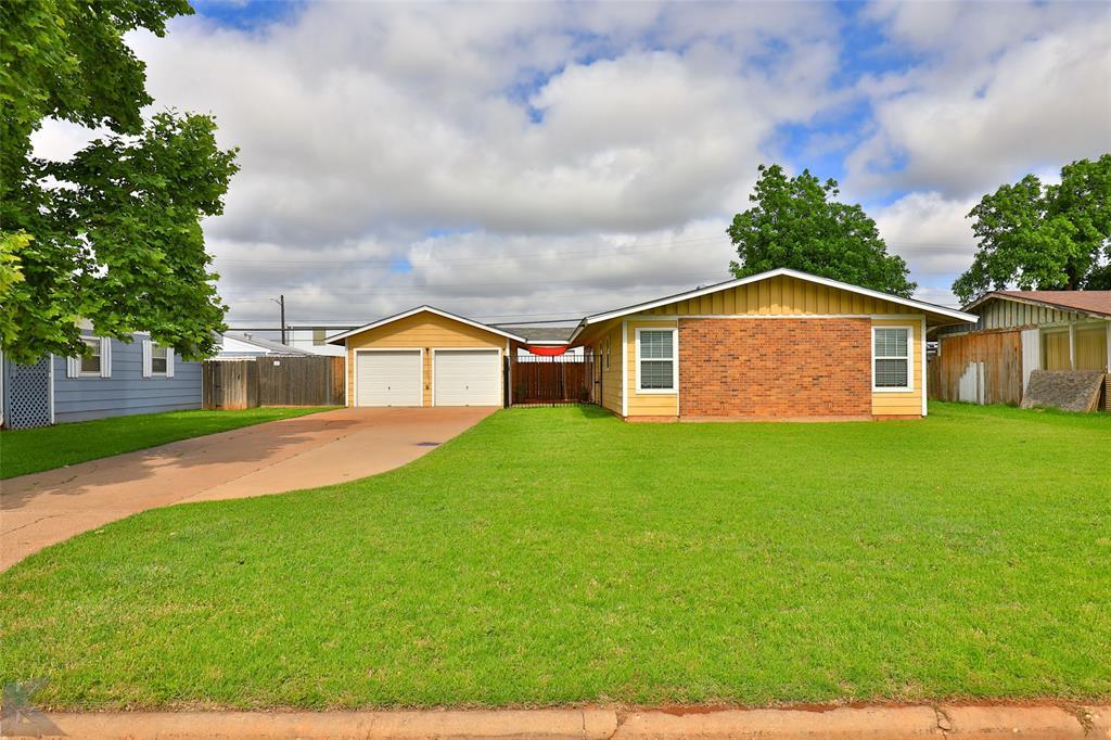 Sold Property   934 Fannin Street Abilene, Texas 79603 0