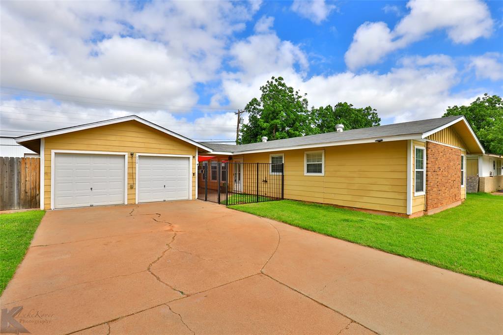 Sold Property   934 Fannin Street Abilene, Texas 79603 25