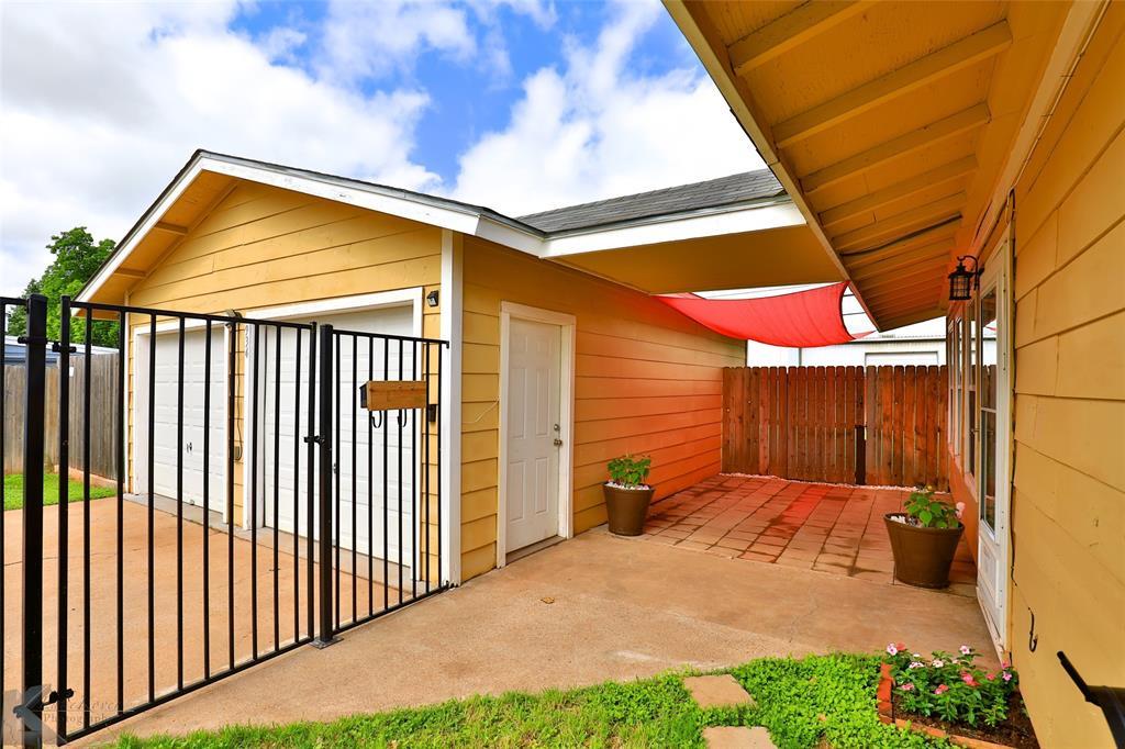 Sold Property   934 Fannin Street Abilene, Texas 79603 26