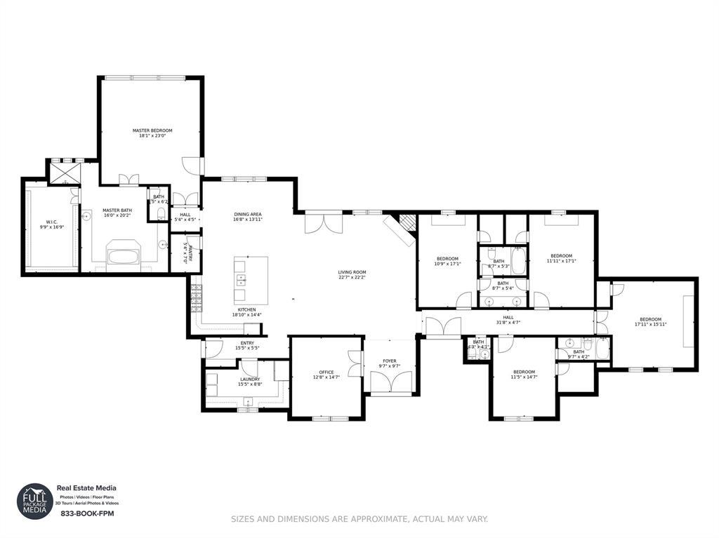 DFW Real Estate | 2211 Creek Canyon Lane McKinney, Texas 75071 40