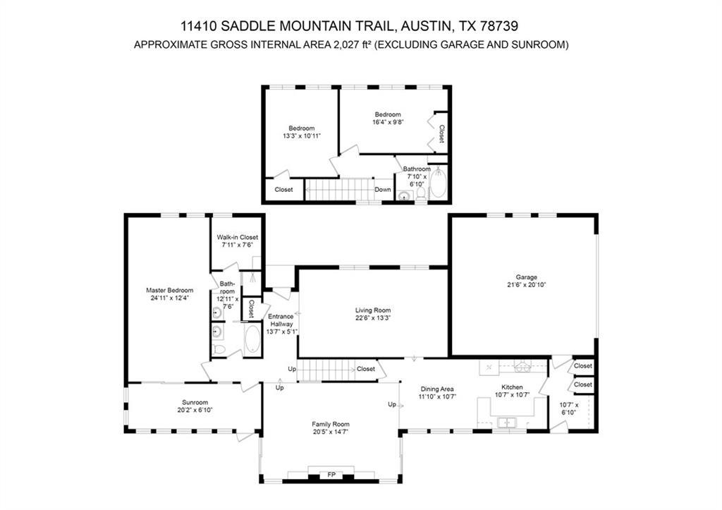 Closed | 11410 Saddle Mountain Trail Austin, TX 78739 38