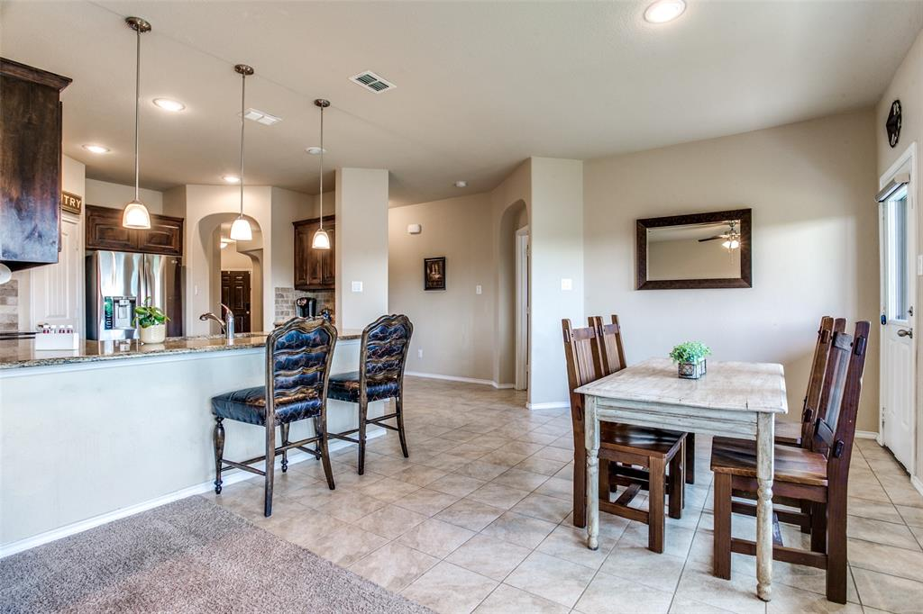 Active Option Contract | 13816 Horseshoe Canyon Road Fort Worth, Texas 76262 10